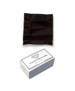 Diamond Black Parcel Paper