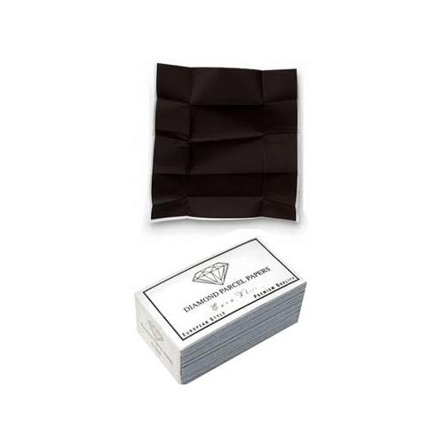 Diamond Black Parcel Paper