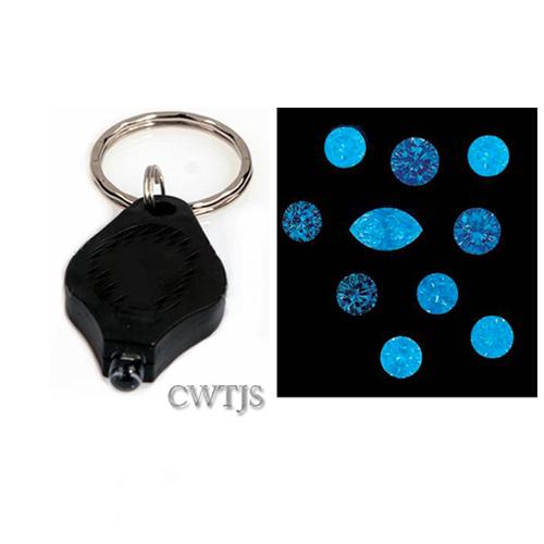 Diamond UV Fluorescence Tester