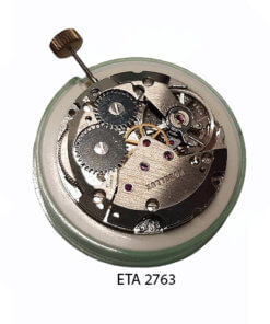 ETA 2763 Swiss movement