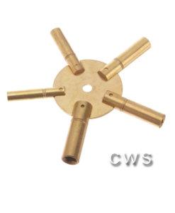 Spoke Clock Keys Even or Odd - K0002 K0002A