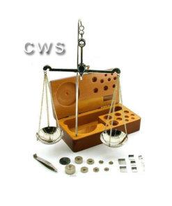 Carat Scale Manual 50 carat Balance - S0070, S0080
