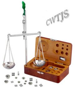 Carat Scale Manual 100 Carat Balance - s0081