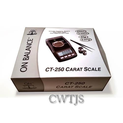 Carat Scale 250ct Digital - S0313