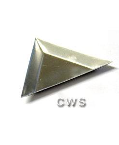 Material Trays Triangle Aluminium