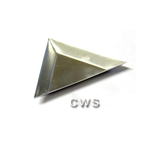 Material Trays Triangle Aluminium – T0004