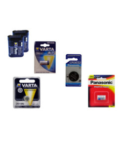 Camera Batteries - Assorted Sizes