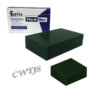 Green Wax Blocks - W0022G W0028G