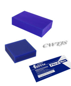 Blue Wax Blocks