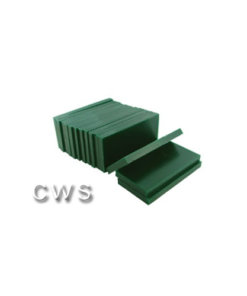 Green Wax Slices - W0029 G