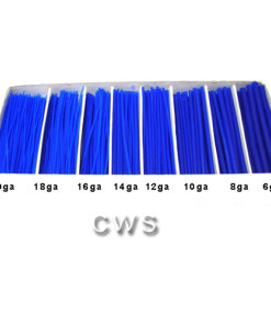 Blue Wax Wires Assorted - W0030
