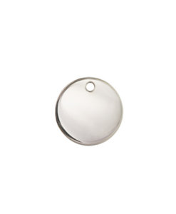 Tag Disc Round 17.0 x 2.10mm