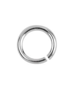 9 Carat White Gold - Jump Rings...