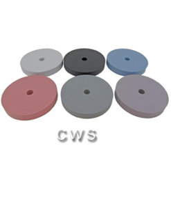 Silicone Rubber Wheels Square - A0030