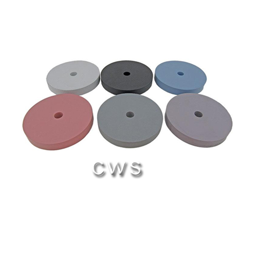 Silicone Rubber Wheels Square