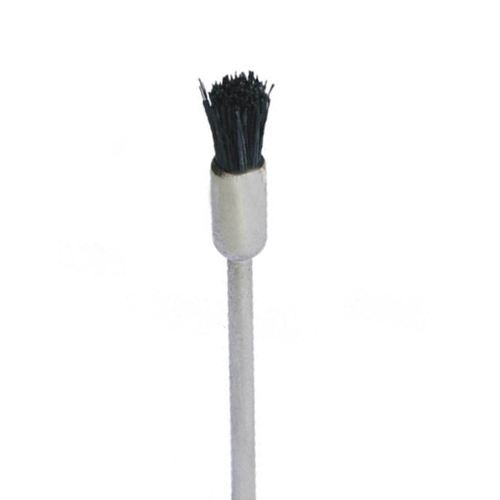 7mm Pencil Brush White Black Steel Brass - B0051 B0052 B0053 B0093