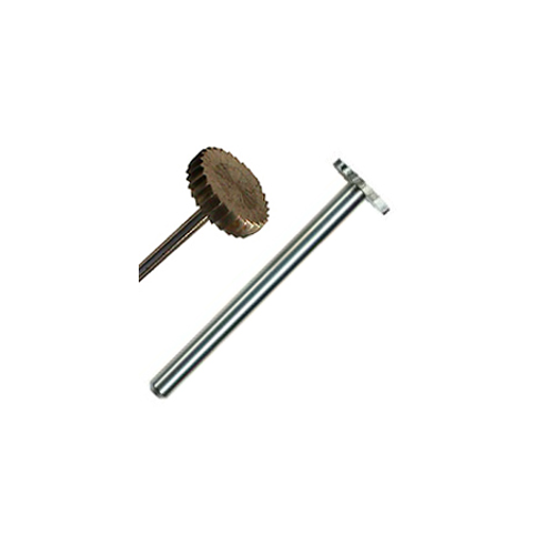 Wheel Burs Vanadium 025 - Ref. Shape 25 + ISO No.