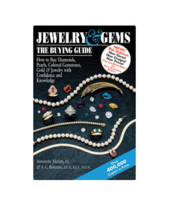 Jewellery & Gems Buyers Guide - B0236