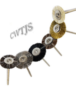 Burs Vanadium Split Cup mini mount wheels