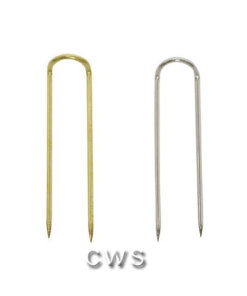 Jewellery U Pins Per 100 - P0098-S or P0098-B