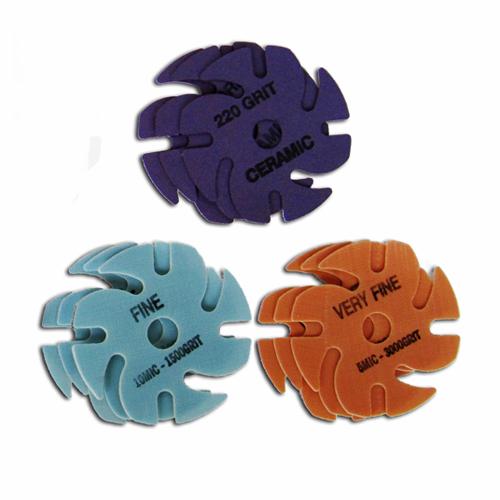 Jool Tool De Luxe Abrasive Kit Glass - P0136-B