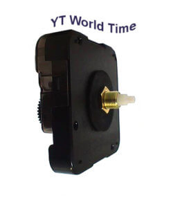 Young Town clock movement World Time