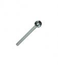 Burs Vanadium Ball - Ref 023 Size 0.30mm, Ref. Shape 023 + ISO 005-023, Ref Shape 023 +ISO No. 024-031, No. 035, +ISO No. 040-050, +ISO No. 055-075, ISO No. 080-100