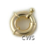 18 Carat Yellow Gold - Signoretti Clasp..