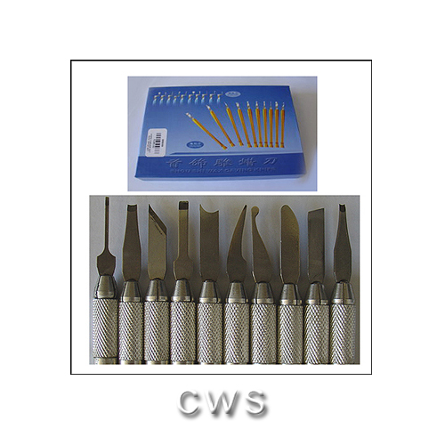 Knife Carver Set - W0039