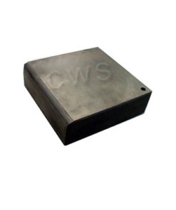 Anvil Block 100x100mm - A0051