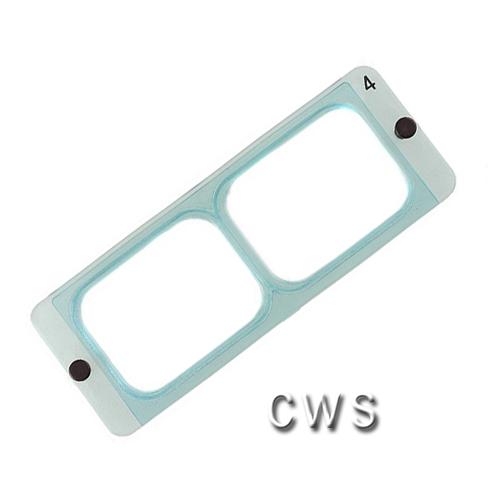 Magnifier Optivisor Lens Plates - O0028