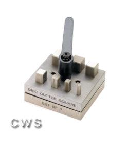 Disc Cutters Square - D0012