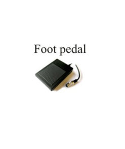 Foot Control - PUK04-FCT