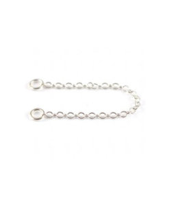 Safety Chain Sterling Silver Safety Chain Sterling Silver - UOSTGUF563