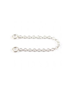 Safety Chain Sterling Silver
