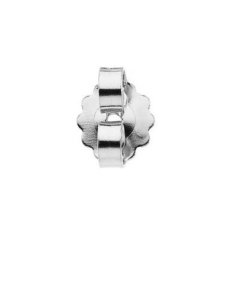 9 Carat White Gold UF450 - American Pushon