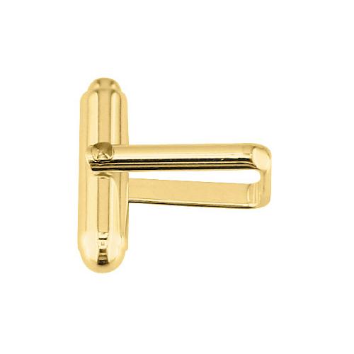 cufflinks gold