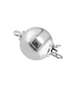 Pearl Clasp Ball