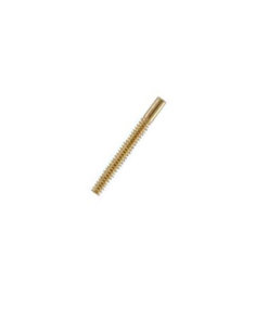 9 Carat Yellow Gold Threaded Pin