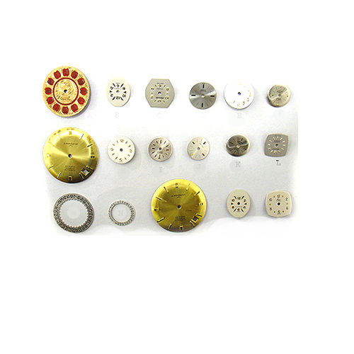Watch Dials Assorted - CLW070