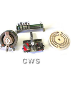 Vintage Smiths Clock Parts - CLW116