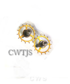 Gears Per pair 20mm - CLW124