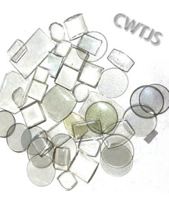 Fancy shaped watch glasses - CLW177