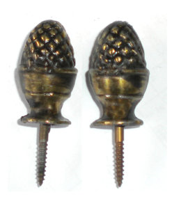 Solid Brass Door Knobs - CLW131