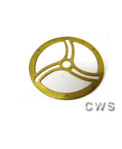 Brass Collet Part - CLW138