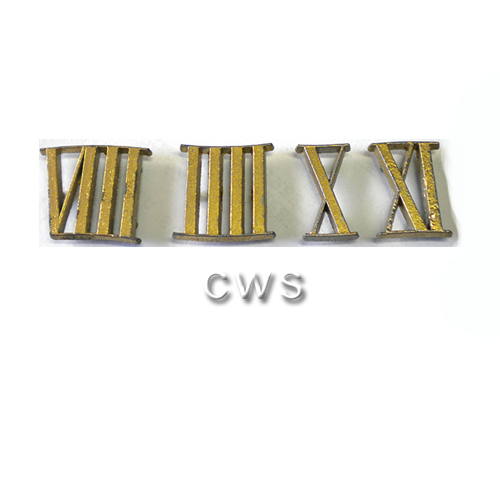 Roman Numbers Assorted - CLW147