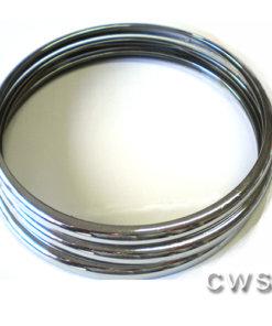 3 Pieces 125mm Round Frame - CLW158