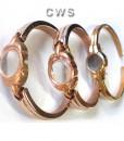 Bracelet Anodized Gold