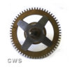 Brass Gears and Pinion 33mm - CLW154