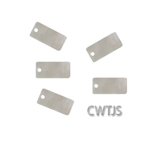 Tags Rectangle 5x10mm – 11024STG